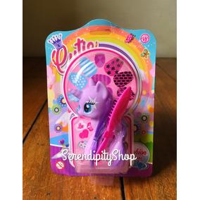 Mi Pequeño Pony- My Little Pony- Incluye Accesorios