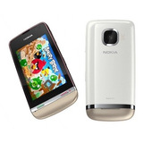Nokia - Asha 311 Sand White 4 Gb Incluido Versión Internaci