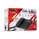 Celular De Mesa 2g, Dual Chip, Modelo Bdf02, Marca Bedin