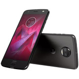 Novo Moto Z2 Force Edition Dual 64gb 6gb Ram - Onix + Nf