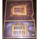 Coleção Baz Lurhman - Moulin Rouge - 2 Filmes + 2 Cds Ost