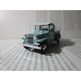 Camioneta Jeep Willys Escala 1/43 Coleccion 11cm Largo