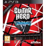 Guitar Hero Van Halen Ps3 Nuevo Y Sellado