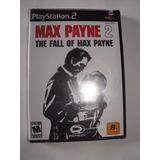 Max Payne Ps2 Sellado Ps2