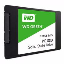 Ssd Wd Green 2.5´ 120gb 7mm Pc Desktop / Laptop Notebook