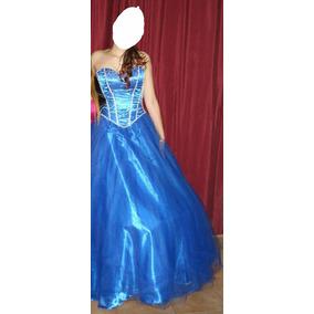 Vendo Vestido 15 Años (angelique) Largo/ Corto