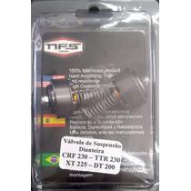 Válvula De Suspensão Dianteira Crf230+óleo Motul Fork Oil