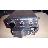 Equipo Radio Blu 2 Canales Transistorizado (12v.)