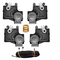 Kit Trava Elétrica Prisma Celta Especifica Dedicada 4 Portas