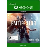 Juego Battlefield 1 Digital Xbox One