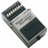 Efecto Para Bajo, Bass Ecualizer Geb7 (surco)