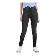 Jeans Mujer Tiro Alto Kabul Sisa No Thalasso Las Locas