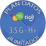 Internet Ilimitado Tigo Simcard 976 Gigas + 400 Min