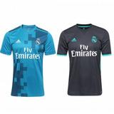 Kit 3 Camisas Do Real Madri Original Liga Dos Campeoes 2018 cd3f175b06194
