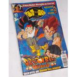 Revista Comix Book Shop Magazine Nº 40 Dragonball Milênio