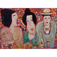 Asfaduroff Nibbes Pintura Reproduzida No Site Do Artista