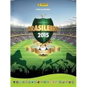 Album Campeonato Brasileiro 2015 Figurinhas Soltas Pra Colar