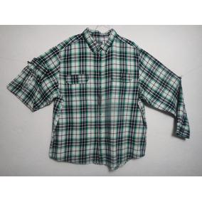 Camisa Leñador 3xl(54-56) Faded Glory Caballero Envio Gratis