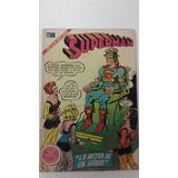 Revista Superman Novaro La Mitad De Un Heroe Año 1971