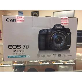 Canon Eos 7d Mark Ii En Caja