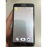 Samsung Galaxy Note 3 Neo Duos N7502 - Tela De Demonstração