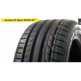 Pneu Novo 225 45 17 Dunlop Sport Maxx Rt 91w Jetta Golf Tsi