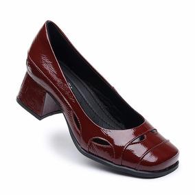 Sapato Boneca Estilo Retro (sistema Comfort) Cp 9581
