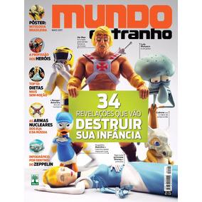 Revista Mundo Estranho Ed. 194 Maio 2017 Infância
