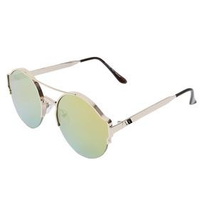 71bd69fb2b56e 37mm Para Sol Prateado Para - Óculos De Sol Com lente polarizada em ...