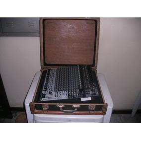 Mesa De Som Behringer Xenyx 2442 Com Efeito Revisada + Case