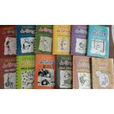 Envío Gratis-12 Libros Diario De Greg + Jenga Mini Regalo