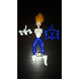 Dragon Ball Z Figura Huevo Kinder Webo Late Goku Chocolate