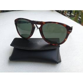 dd1285973acba Óculos Persol 2720 Dark Havana Lente Green James Bond - Óculos De ...