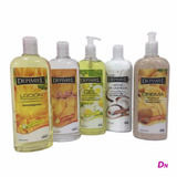Kit Pre Y Post Depilacion Depimiel X 5 Productos