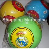 Balones De Football Real Madrid Y Barcelona Y Mas * Tienda