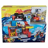 Mickey Sobre Ruedas Garage Roadster Racers Disney Tv