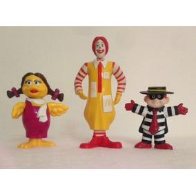 Juguetes Ronald Mc Donalds Y Sus Amigos 1