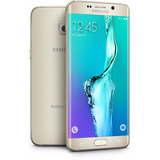 Samsung Galaxy S6 Edge + Nuevo!! Dorado At&t Envio Gratis!!