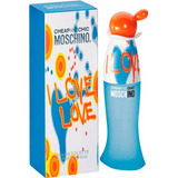 Perfume I Love Love Moschino X 100 Ml. Original Sello Afip!!