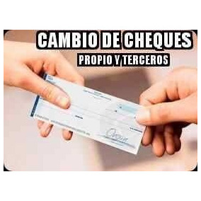 Efectivo Ya Cambio Cheques Mejor Tasa