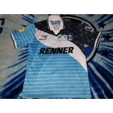 Camisa Grêmio Negresco 1996 - Penalty - Tamanho L10 3a039bfefb46a