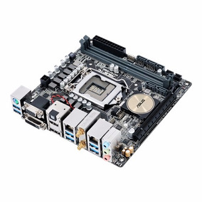 Placa Mainboard Asus Supreme Mini-itx H170 Pro Lga 1151