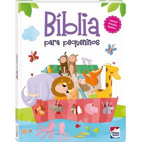 Livro - Bíblia Para Pequeninos