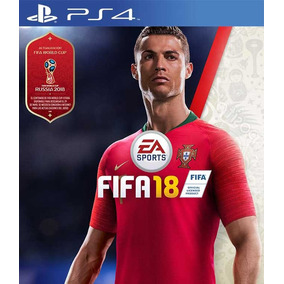 Fifa 18 - World Cup - Ps4 - Digital - Español - Garantizado