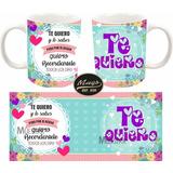 Mugs Amor Y Amistad Vasos Publicitarios Personalizados