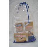 Kit De Aseo Para Perros Desodorante Jabon Shampoo Talco
