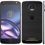 Celular Motorola Moto Z Play 32gb Dual 4g Tela 5.5 + Brinde