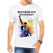 Playera Freddie Mercury Bohemian Rhapsody