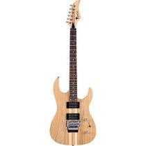 Guitarra Eagle Egt61 Com Floyd Rose - Natural Satin