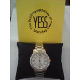 Reloj Marca Yess Original Oferta